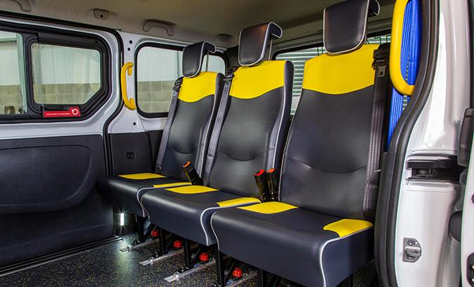 Vauxhall Vivaro Taxi Comfort